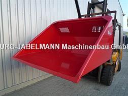 Euro-Jabelmann Gabelstaplerschaufel ES 1300, 1,80 m, NEU