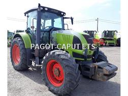 Claas ARES 657