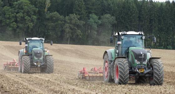 Médailles Agritechnica 2011 - Des innovations par-dessus la tête Fendt, Krone, John Deere, New Holland , Amazone, Lemken...
