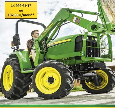 Micro-Tracteur Offre SIMA