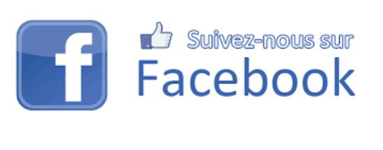 Venez découvrir notre page Facebook