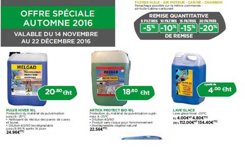 Catalogue des promotions Magasin