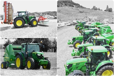 N° 29 : DEMO KUHN & JOHNDEERE