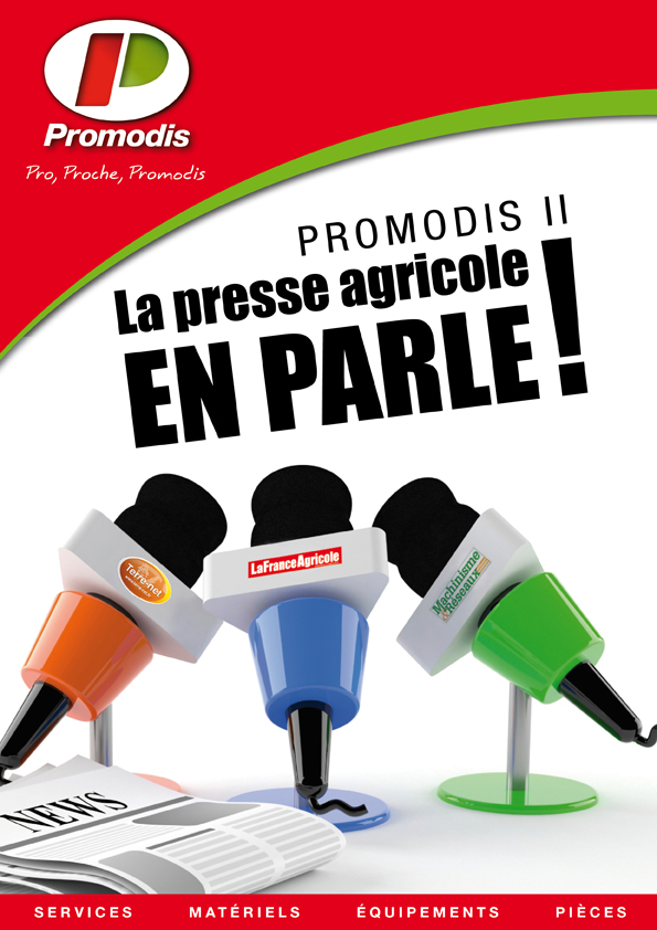 Promodis - modernise ses points de vente