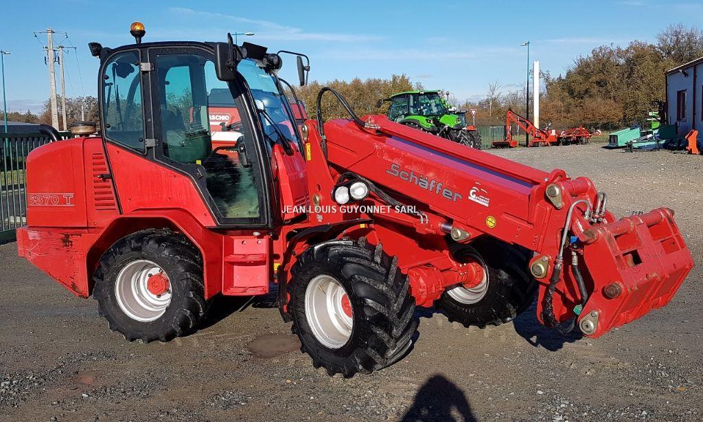 Schäffer Lader 6370 T