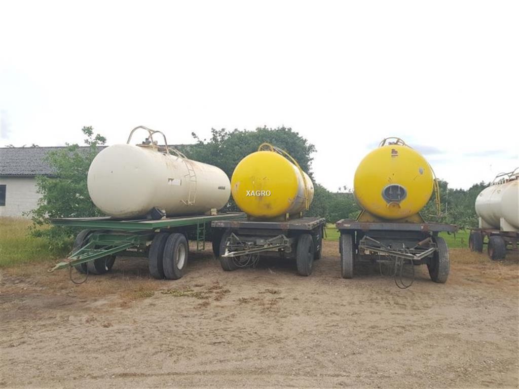 Divers Ammoniaktanke 4000kg - 7000kg