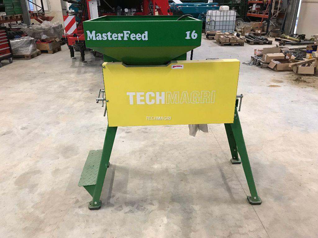 Techmagri MASTERFEED 2 rouleaux 5.5CV