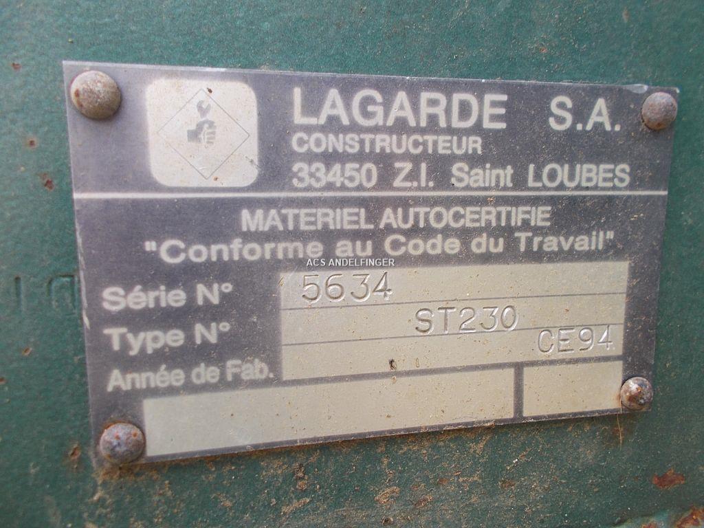 Lagarde 240