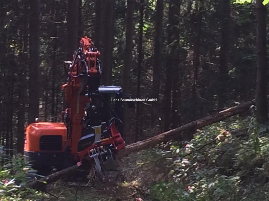 Doosan DX 85 Harvester Woody