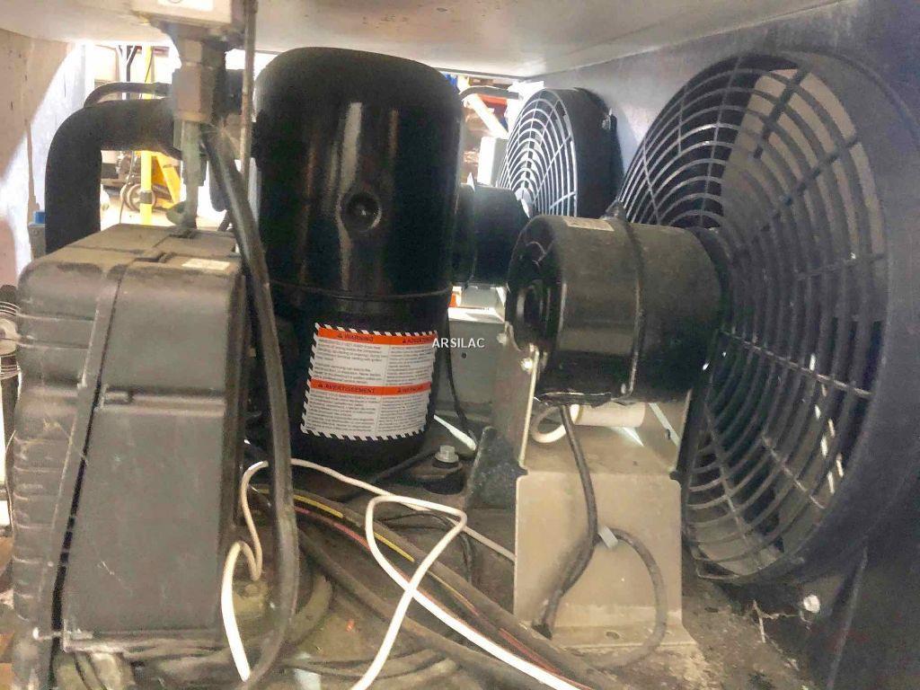 ALFA LAVAL - Tank à lait - 15 HL