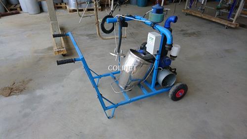 Machine à traire - Robot