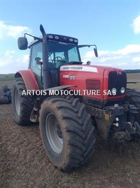 Tracteur agricole