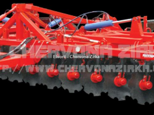 CHERVONA ZIRKA Antares 6x4C