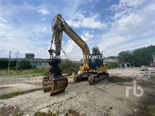 Komatsu PC210-8 NLC excavator
