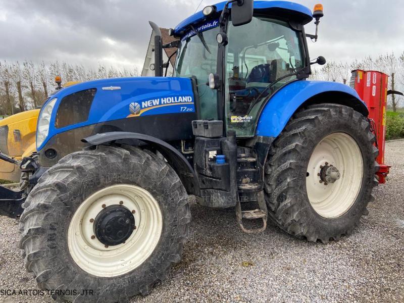 New Holland T7.210 AUTOCOMM