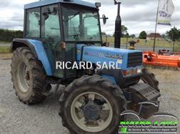 Landini Tracteur agricole Blizzard 60 Landini