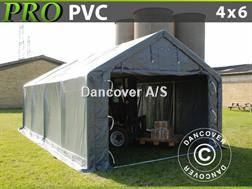 Divers Dancover Lagertelt PRO 4x6x2x3,1m - Telthal, Opbsv
