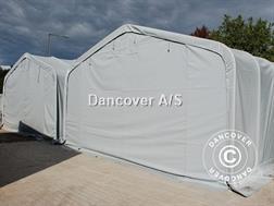 Divers Lagertelt 6x6x3,7 PVC Telthal / Storage Shelter