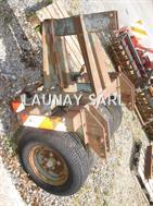 Cochet Tasse-avant pneus 1m25