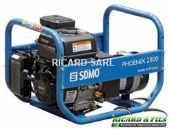 Sdmo Groupe électrogène Phoenix 2800 SDMO