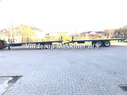 Divers VM halm vogntog 2x7,4mtr.