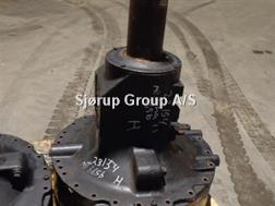 Divers MT665B // Bagaksel H / Rear Axle H