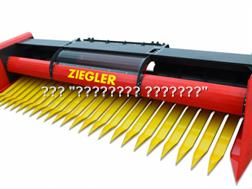 Ziegler Sunflower Champion Row Free SC740