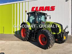 Claas ARION 640 T4i C MATIC