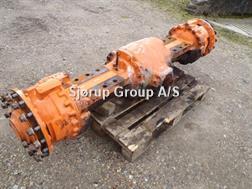 Doosan DL300 Foraksel / Front Axle