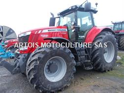 Massey Ferguson 7724 EXC D6
