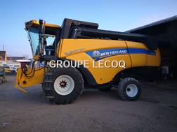 New Holland CX 6080 ELEVATION