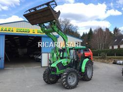 Deutz-Fahr Tracteur agricole 50904gdtmdgs Deutz-Fahr