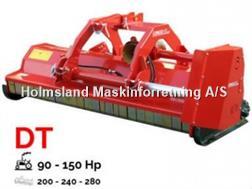 Perrugini DT240 Slagleklipper Front eller Bagmonteret m. Hyd