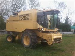 New Holland tx 62