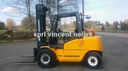 Jungheinrich TFG540