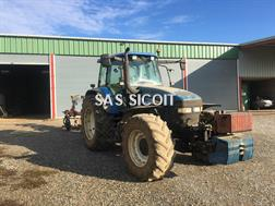 New Holland Tracteur agricole TM 155 New Holland