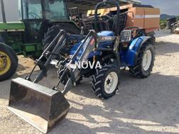 Ford-New Holland TCE 45 CHARGEUR