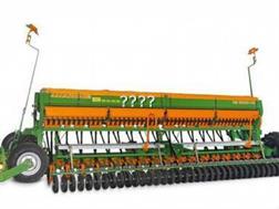 Amazone D9-6000-TC Combi