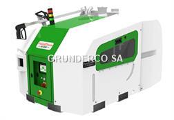 Weedingtech Machine de désherbage et nettoyage sans herbicides