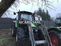 Deutz-Fahr Tracteur agricole Agrotron90mk3 Deutz-Fahr
