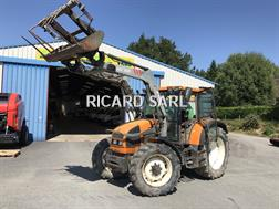 Renault Tracteur Agricole 556rz Renault