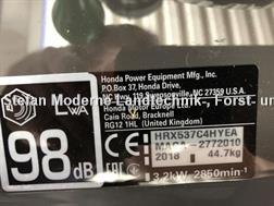 Honda HRX 537HYEA Aktion
