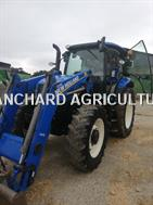 New Holland T6.120 ELECTRO COMMAND