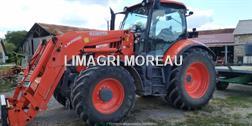 Kubota M7131 AMBITION