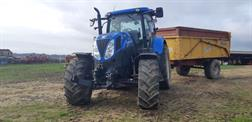 New Holland t7 170 Auto command