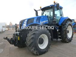 New Holland T 8.380 A/C