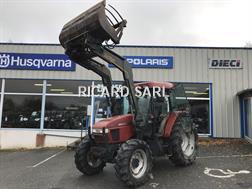 Divers Tracteur agricole Cx80 Case