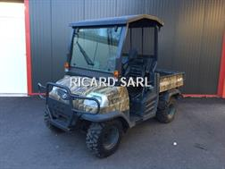 Kubota Quad - transporteur RTV900 Kubota
