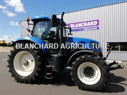 New Holland T7.200 POWER COMMAND SWII