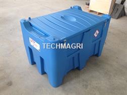 Techmagri Cuve de transport AD BLUE 440 L